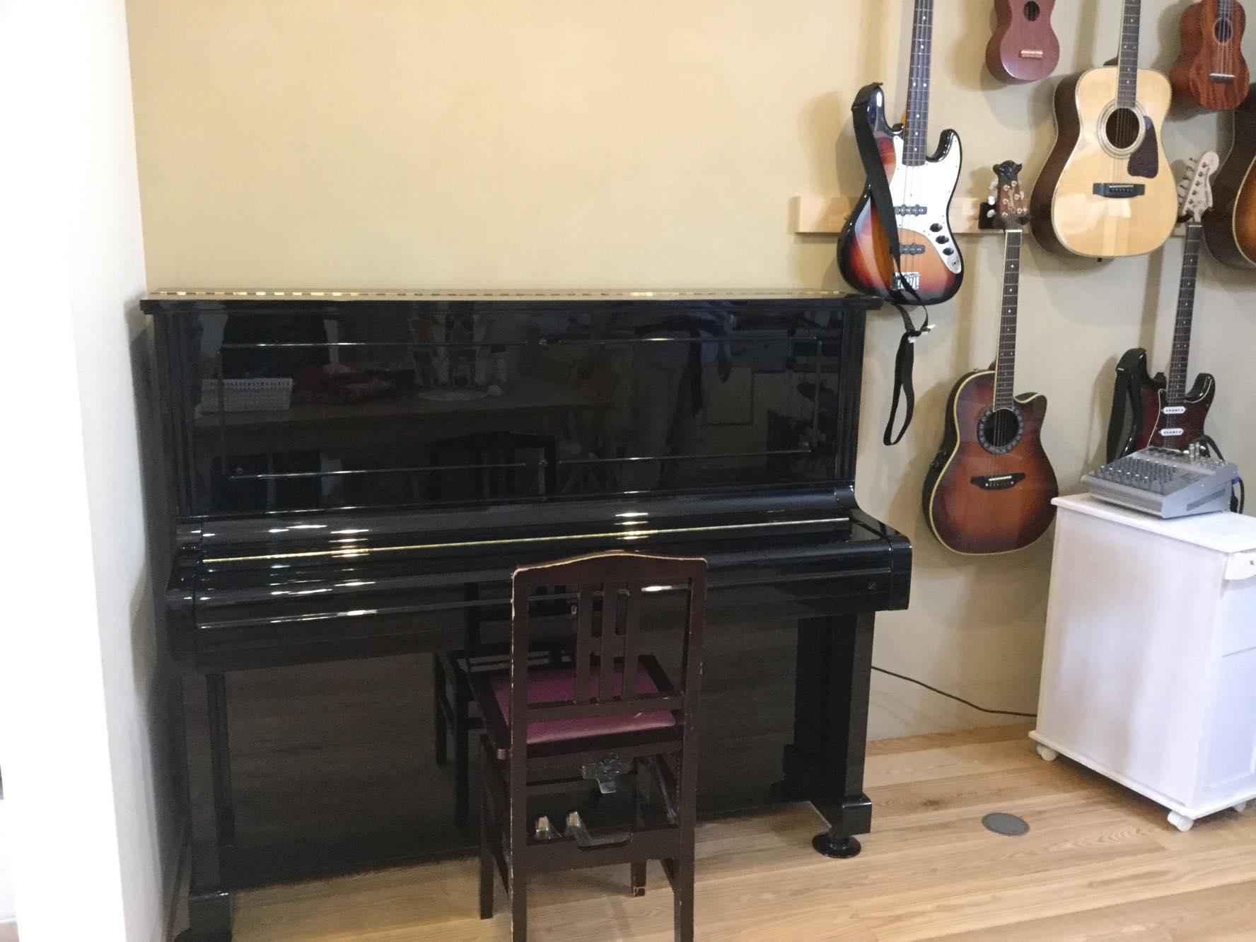 LPW下鴨事務所ピアノメンテナンス